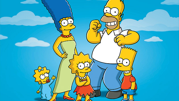 """Dieser Todesfall wird die """"Simpsons"""" erschüttern (Bild: AP)"""