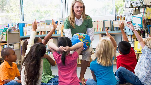 Mehr Geld im Kindergarten - doch wer bezahlt? (Bild: thinkstockphotos.de)