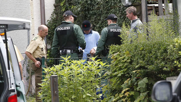 Polizei fahndet nach neuem Verdächtigen (Bild: Markus Tschepp)