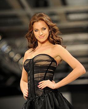 Irina Shayk will als Schauspielerin Erfolg haben (Bild: AP)