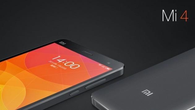 Xiaomi enthüllt neues Smartphone-Flaggschiff Mi4 (Bild: Xiaomi)
