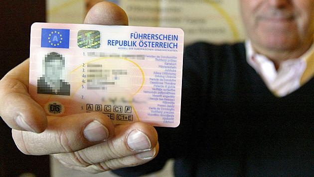 Mann (68) bangt nach Sturz um seinen Führerschein (Bild: CHRISTOF BIRBAUMER (Symbolbild))