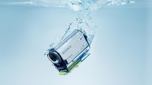 Action-Cams im Vergleich: Sony schlägt GoPro (Bild: Sony)