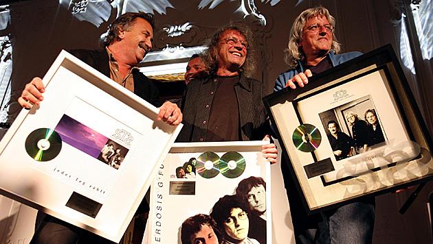 CD-Präsentation im Jahr 2007 (Bild: APA/Hans Klaus Techt)