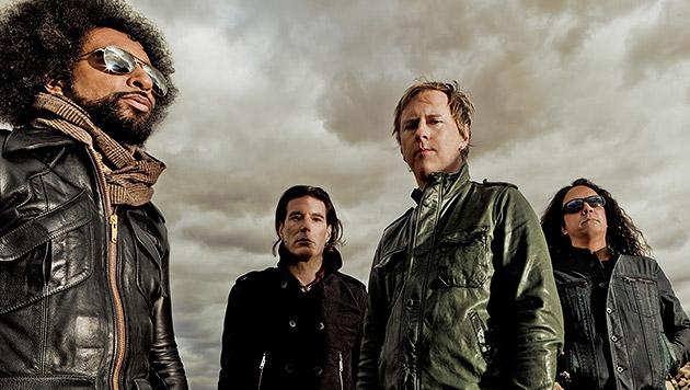 """Alice In Chains: """"Die Band ist unser Lebenstraum"""" (Bild: Johnny Buzzerio)"""