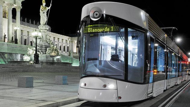 Bombardier-Straßenbahn fährt in über 20 Städten (Bild: Christoph Rosenberger)