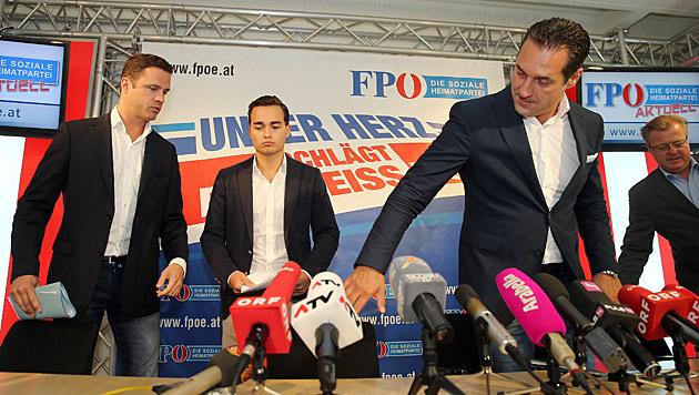 """Häupl: """"Ich bin nicht der Kellner für die FPÖ"""" (Bild: Peter Tomschi)"""