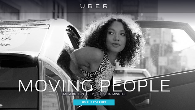 Terror in Sydney: Uber erhöhte Tarife drastisch (Bild: uber.com)