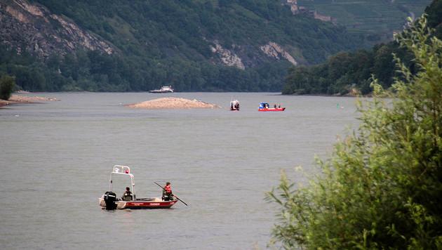 Nach Bootsunfall auf der Donau: Suche eingestellt (Bild: APA)