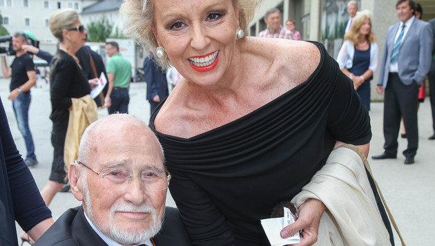 Baron Wolf Egon von Schilgen und Ehefrau Eva Maria (Bild: APA/NEUMAYR/MMV)