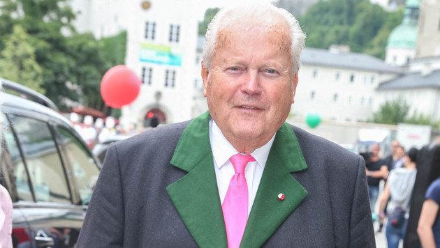 Baron Friedrich Mayr-Melnhof (Bild: APA/NEUMAYR/MMV)