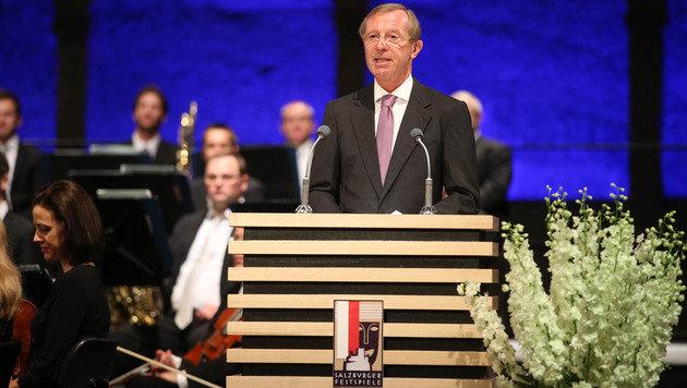 Landeshauptmann Wilfried Haslauer (Bild: APA/LMZ/NEUMAYR/MMV)