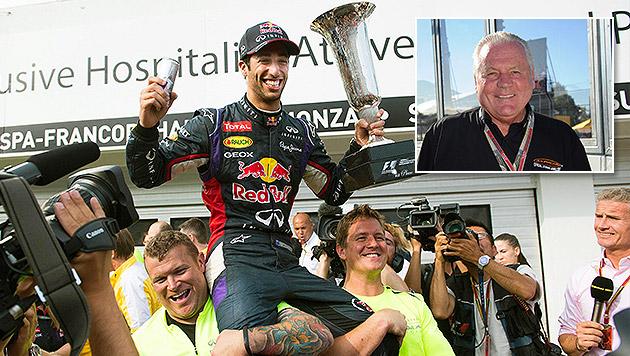 Australien träumt wieder vom Formel-1-Titel (Bild: APA/EPA/SZILARD KOSZTICSAK, APA/EPA/MARTIN PHILBEY)