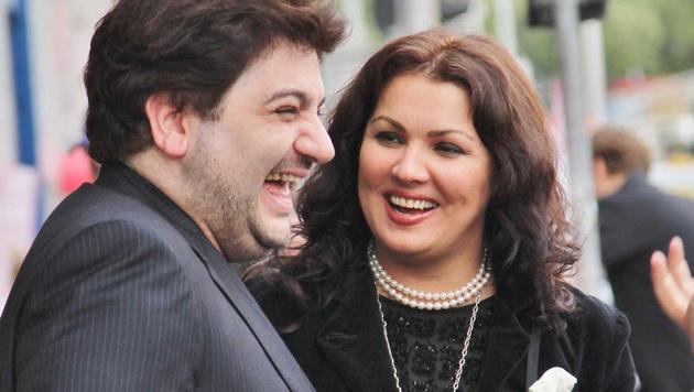 Hochzeit und dann ein Baby für die Netrebko (Bild: Starpix/A. Tuma/SPY)