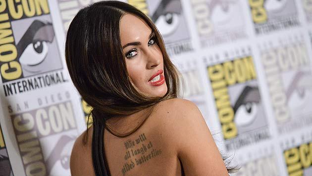 Megan Fox reagiert cool auf ätzende Joop-Kritik (Bild: AP/Richard Shotwell)