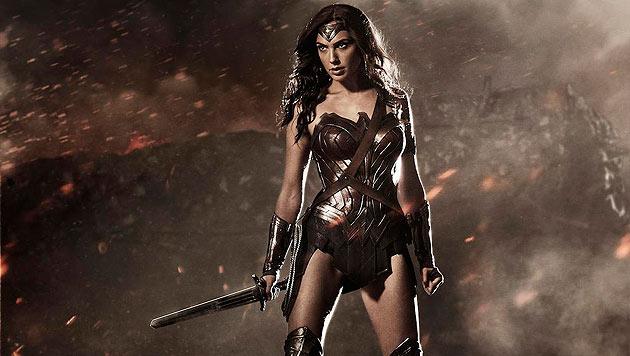 """Zack Snyder zeigt erstes Foto von """"Wonder Woman"""" (Bild: twitter.com/ZackSnyder)"""