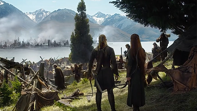 """Hobbit""-Finale: Peter Jackson postet Trailer (Bild: Screenshot Facebook)"