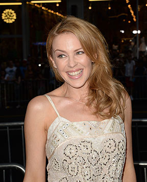 """Kylie Minogue: """"Geilie""""-Comeback mit 46! (Bild: AFP/Robyn Beck)"""