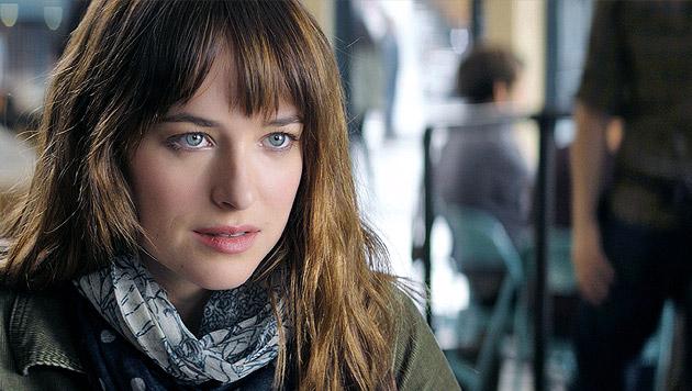 "Dakota Johnson verkörpert Anastasia Steele in den ""Fifty Shades of Grey""-Filmen. (Bild: UPI)"