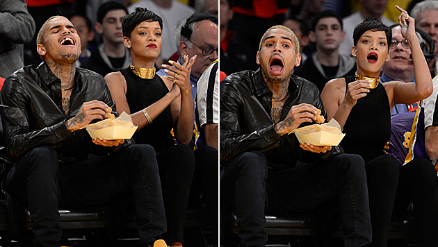 Als sich Rihanna und Chris Brown endgültig voneinander trennten, waren nicht wenige froh. (Bild: PAUL BUCK/EPA/picturedesk.com)