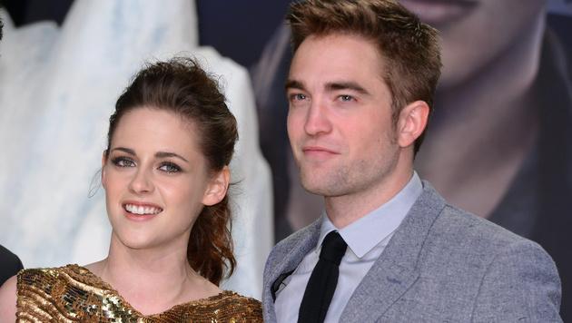 Große Liebe oder nur PR-Masche? Kristen Stewart und Robert Pattinson (Bild: BRITTA PEDERSEN/EPA/picturedesk.com)