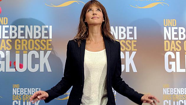 Sophie Marceau: Vom Teenie-Idol zur Traumfrau (Bild: dpa/Britta Pedersen)