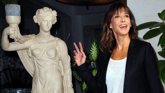 Sophie Marceau: Vom Teenie-Idol zur Traumfrau (Bild: BRITTA PEDERSEN/EPA/picturedesk.com)