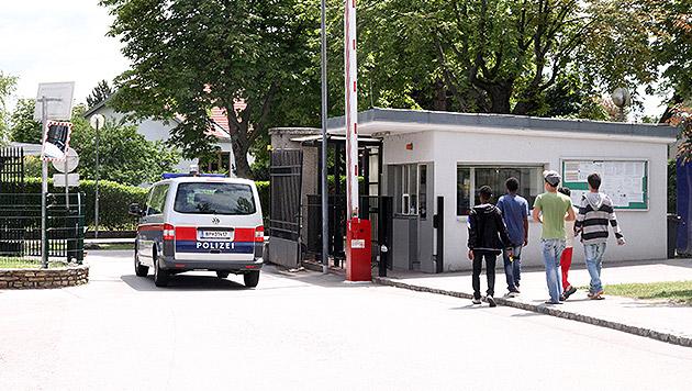 Asylwerber aus Traiskirchen stirbt an Meningitis (Bild: Andi Schiel)