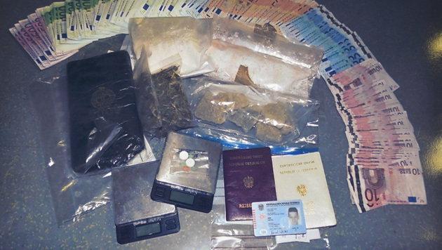 Bgld: Drogenkartell gesprengt - 30 Täter verhaftet (Bild: Christian Schulter)