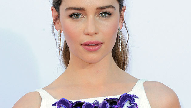 """Emilia Clarke spielt im neuen """"Terminator""""-Film die Rolle der Sarah Connor. (Bild: AP/Jordan Strauss)"""