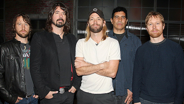 Foo Fighters haben neues Album fertiggestellt (Bild: AP)