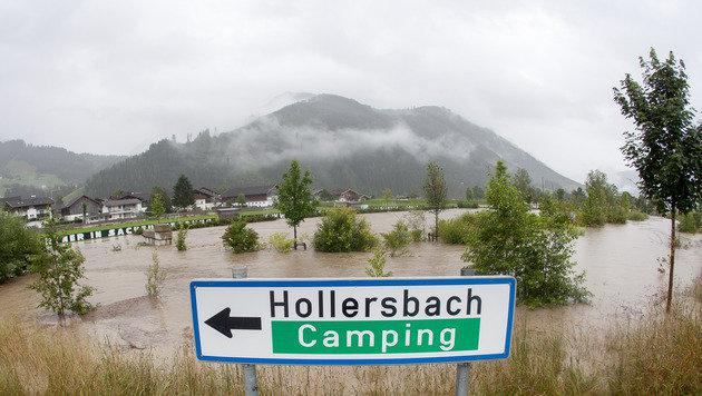 Salzburg, Raum Hollersbach (Bild: APA/EXPA/ JFK)