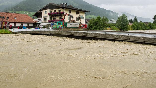 Mittersill in Salzburg (Bild: EXPA/ JFK)