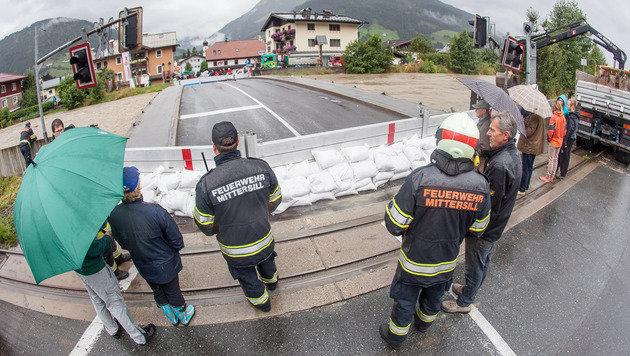 Mittersill in Salzburg (Bild: APA/EXPA/ JFK)
