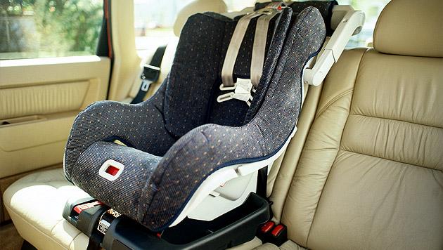 Italienerin vergaß ihr Baby im Auto: Kind tot (Bild: thinkstockphotos.de (Symbolbild))