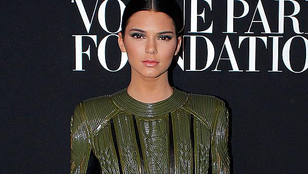 Kendall Jenner hat genug von den Kardashians (Bild: AP)