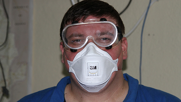 Österreichischer Arzt erlebte Ebola hautnah mit (Bild: Österreichisches Rotes Kreuz)