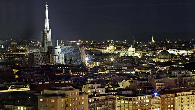 Song-Contest-Austragung: Wien hat beste Karten (Bild: Reinhard Holl)