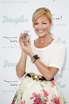 Kurz vor ihrem 30. Geburtstag hat Helene Fischer ihr erstes Parfum 'That's me' vorgestellt. (Bild: 2014 Franziska Krug/Douglas)