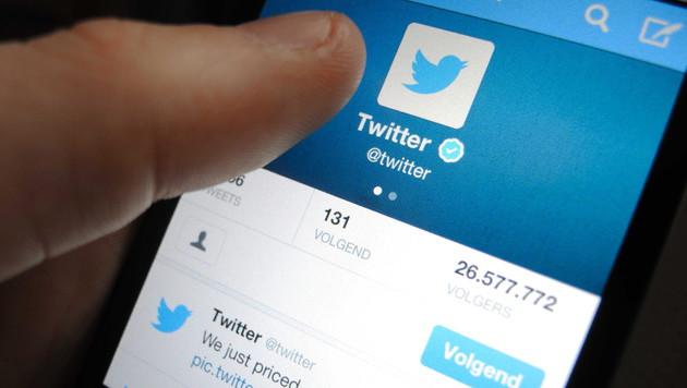 Twitter nimmt Verfolgung seiner Nutzer wieder auf (Bild: APA/EPA/LEX VAN LIESHOUT)