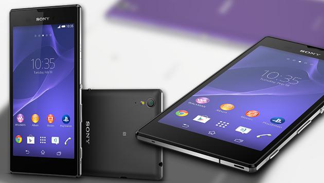 Xperia T3: Sony kündigt schlankes Smartphone an (Bild: Sony, krone.at-Grafik)