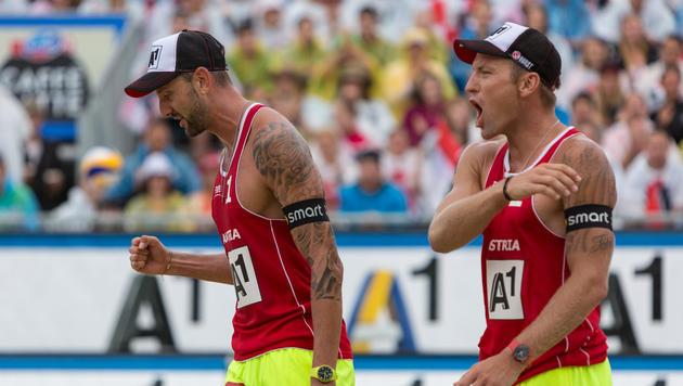 Dopplers Comeback-Märchen von Brasilien beendet (Bild: APA/EXPA/Gert Steinthaler)