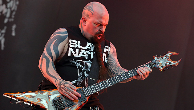 Kerry King, Slayer (Bild: APA/EPA/Steve C. Mitchell (Archivbild))