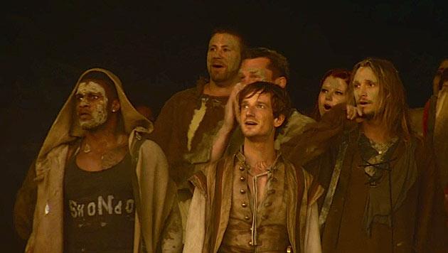 """Die ABC-Produktion """"The Quest"""" erreichte in den USA über zwei Millionen Zuseher. (Bild: ABC/The Quest)"""
