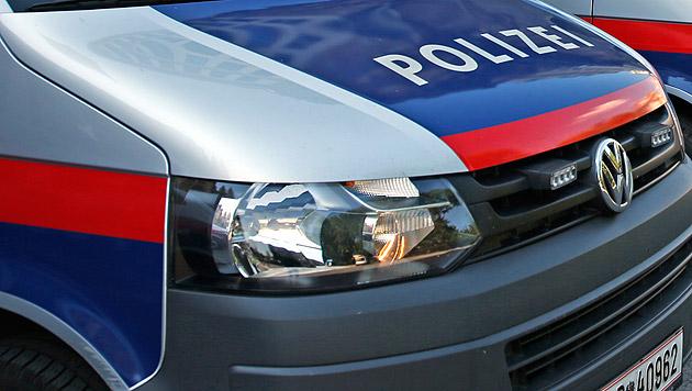 Mann droht Polizist und übergießt sich mit Benzin (Bild: Reinhard Holl (Symbolbild))