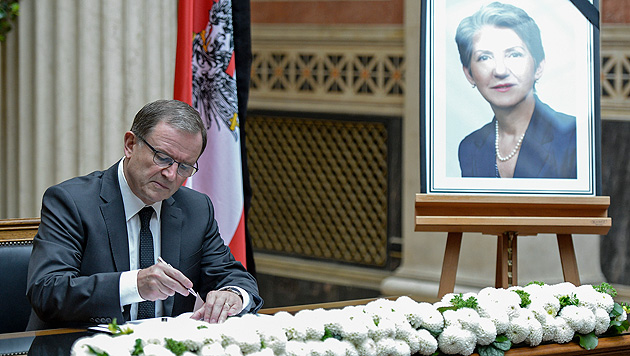 Der Zweite Nationalratspräsident Karlheinz Kopf (Bild: APA/HERBERT NEUBAUER)