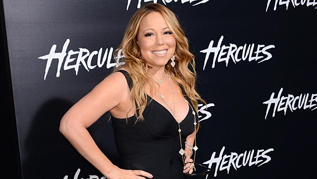 Mariah Carey eine Zicke? Die Sängerin ist als Diva verschrieen. (Bild: Jordan Strauss/Invision/AP)