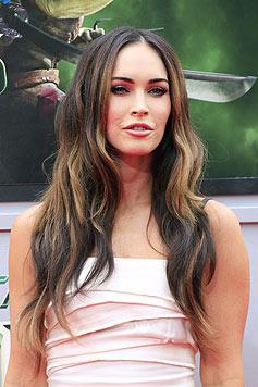 "Megan Fox bei der ""Ninja Turtles""-Premiere in Los Angeles (Bild: EPA/NINA PROMMER)"