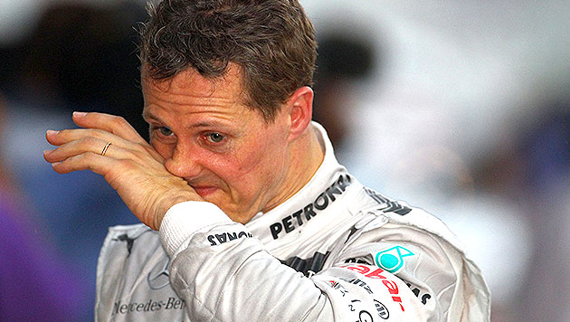 """""""Habe leider keine guten News über Schumacher"""" (Bild: DPA/Jens Büttner)"""