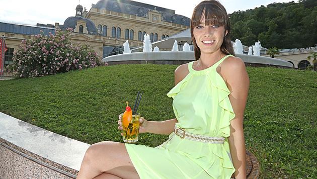 Im Juli musste Ena Kadic ihr Krönchen an Julia Furdea aus Oberösterreich abtreten. (Bild: Martin A. Jöchl)